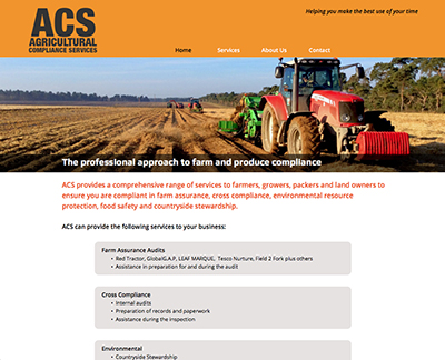 agricultural compliance services